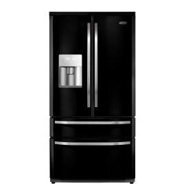 Rangemaster 10815 DXD15 American Fridge Freezer With Water Dispenser Black Reviews