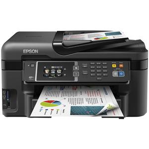 Photo of Epson Workforce WF-3620DWF Printer