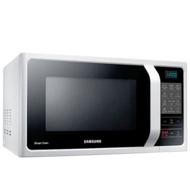 Samsung MC28H5013AW 850Watts Combi 28litres 6 Power Levels White Reviews