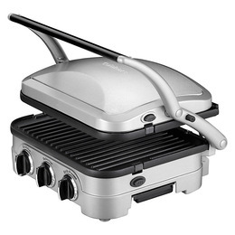 Cuisinart Griddle and Grill GR4CU Reviews
