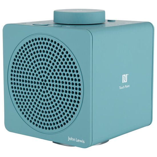 John Lewis Spectrum Cube Bluetooth Portable NFC Speaker