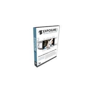 Photo of Exposure - ( V. 2 ) - Complete Package - 1 User - CD - Win, Mac Software