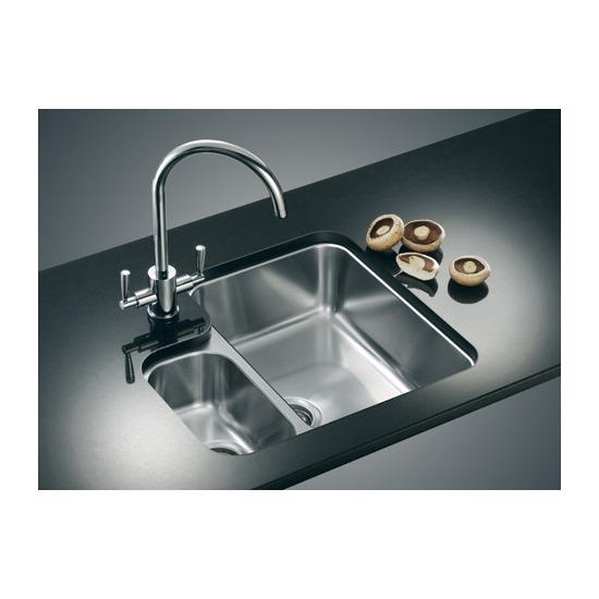 Franke LAX160 L Undermount Sink