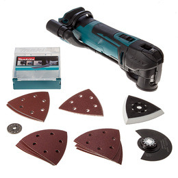 Makita DTM51ZJX7 Multi-tool Cordless 18V with Accessories (Body Only) Reviews