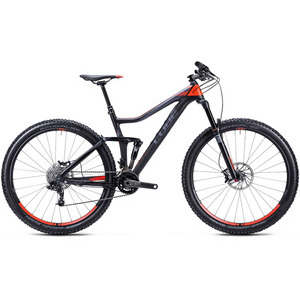 Photo of Cube Stereo 140 HPC Race 29 (2015) Bicycle