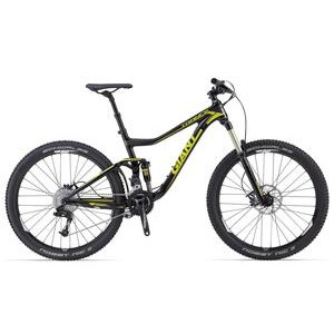 Photo of Giant Trance Advanced 27.5 2 (2014) Bicycle