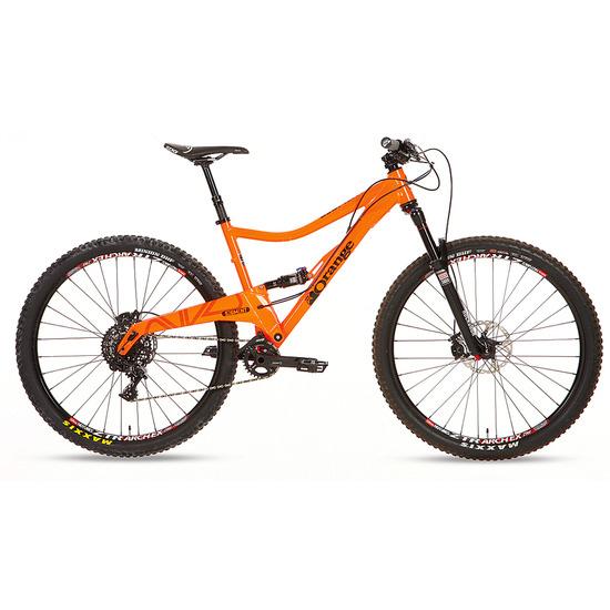 Orange Segment RS (2015)