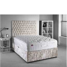 Luxan Provincial Bed Set Superking 6ft - 4 Drawers