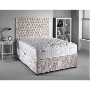 Photo of Luxan Provincial Bed Set Superking 6FT - 4 Drawers Furniture