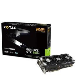 Zotac GTX 980 TI AMP!  Reviews