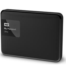My Passport Ultra Portable Hard Drive - 3 TB, Black Reviews