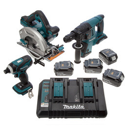 Makita DLX3029PTJ Reviews