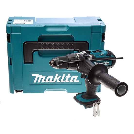 Makita DHP451ZJ 18V Li-ion Combi Drill 3 Speed (Body Only) in MakPac Case
