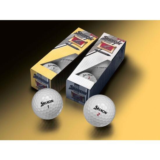Srixon Z-Star balls