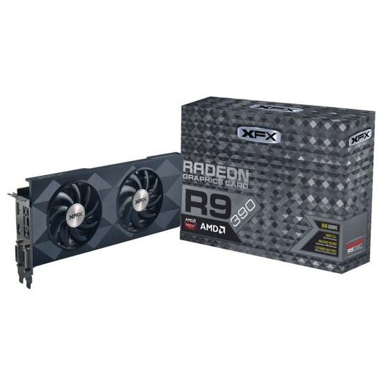 XFX Radeon R9-390P-8DF6