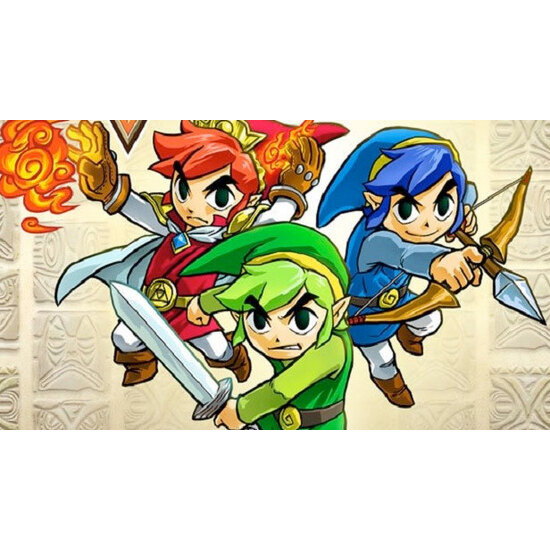 Legend of Zelda: Triforce Heroes