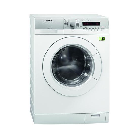 AEG L79685FL Washing Machine - White