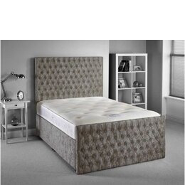 Luxan Provincial Bed Set - Double 4ft6 - No Drawers