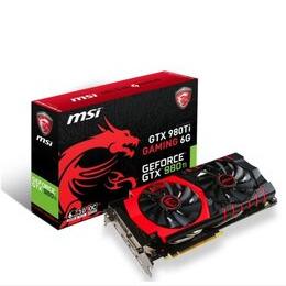 MSI GEFORCE®  GTX 980 TI GAMING 6G Reviews