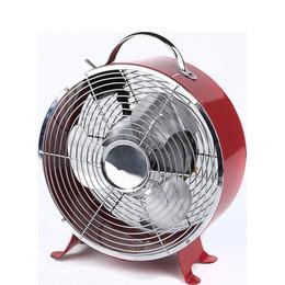 9 Clock Fan - Red Reviews