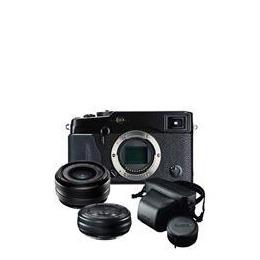 Fujifilm X-Pro1 Compact System Body + XF18mm + XF27mm Lenses Reviews