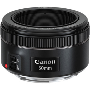 Photo of Canon EF 50MM F/1.8 STM Lens Lens