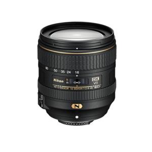 Photo of AF-S DX NIKKOR 16-80MM F/2.8-4E ED VR Lens