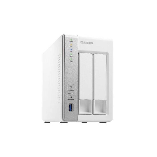 QNAP TS-231+ 2 Bay Desktop NAS Enclosure