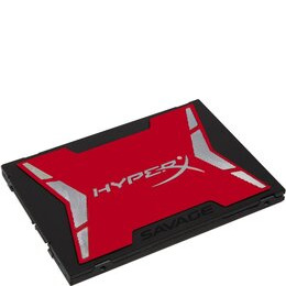 Kingston HyperX Savage SSD Reviews