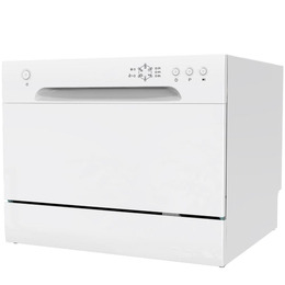 ESSENTIALS CDWTT15 Compact Dishwasher - White Reviews