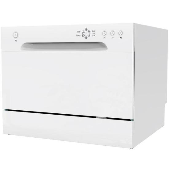 ESSENTIALS CDWTT15 Compact Dishwasher - White