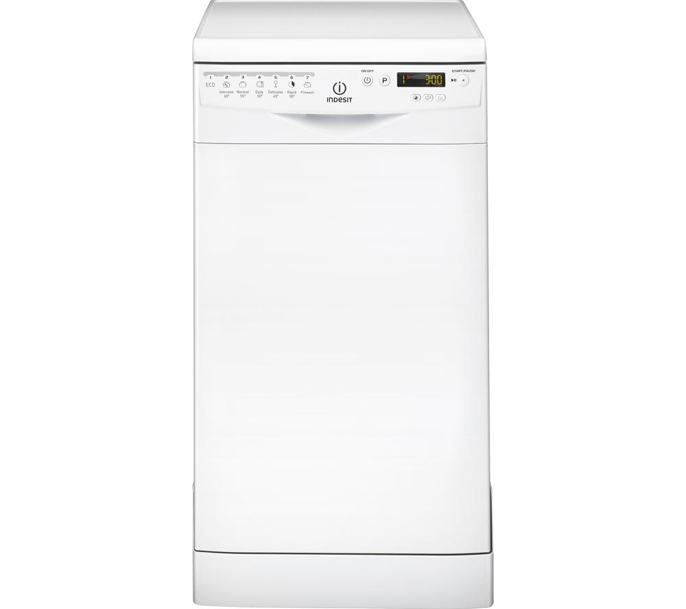 Dishwasher Indesit DSR 15B3 EN: reviews, technical specifications, comparison with competitors 31