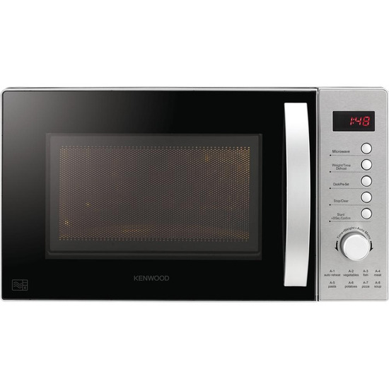 Kenwood K20MSS15 Solo Microwave - Stainless Steel
