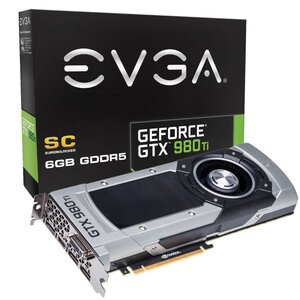 Photo of EVGA GeForce GTX 980 Graphics Card