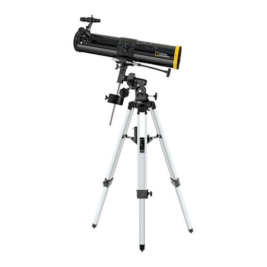 National Geographic 76/700 EQ Reflector Telescope