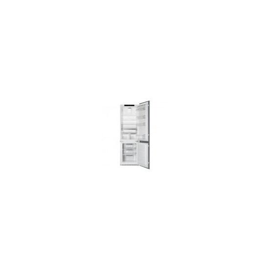 Smeg C7280NLD2P Integrated In-column No Frost 60-40 Fridge Freezer