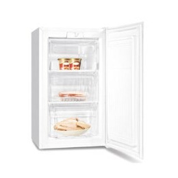Fridgemaster MUZ4965 Freestanding Undercounter Freezer White Reviews