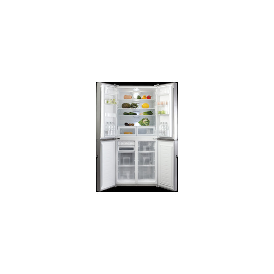 CDA PC88BL Black American Fridge freezer