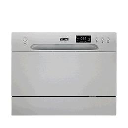 ESSENTIALS CDW45S14 Slimline Dishwasher Silver Reviews