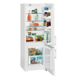 Liebherr CU2811 160x55m 253 Litre Freestanding Fridge Freezer White Reviews