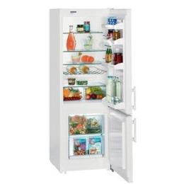 Liebherr CU2811 160x55m 253 Litre Freestanding Fridge Freezer White Reviews