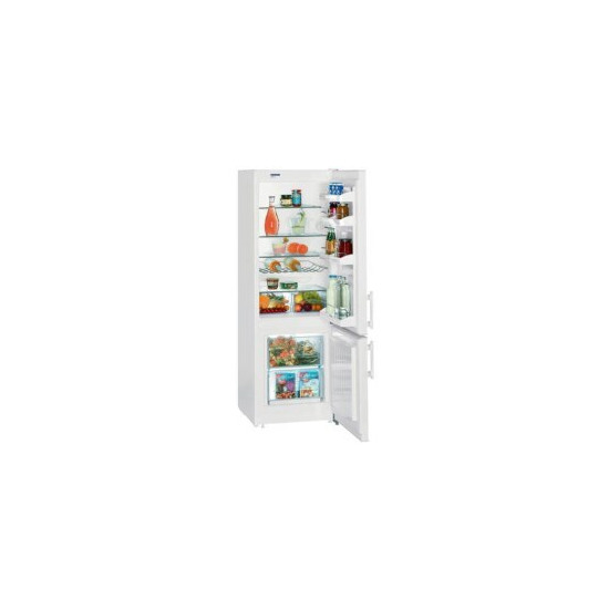 Liebherr CU2811 160x55m 253 Litre Freestanding Fridge Freezer White