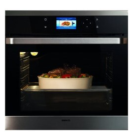 Beko OIM25901X Electric 60cm Single Oven Stainless Steel Reviews