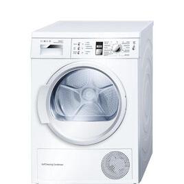 Bosch WTW863S1GB Heat Pump Condenser Tumble Dryer - White
