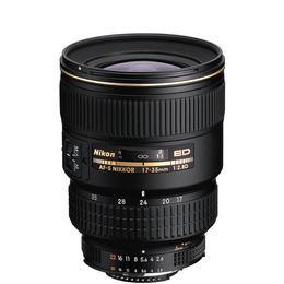AF-S Zoom-NIKKOR 17-35 mm f/2.8D IF-ED Wide-angle Zoom LensNikon 28mm f/2.8D AF NIKKOR Reviews