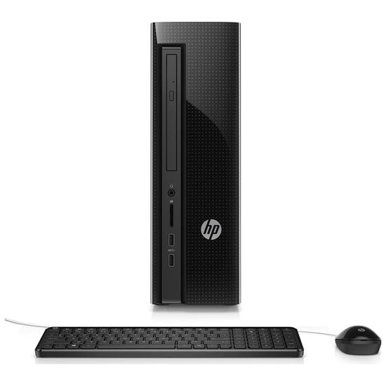 "Slimline 450-a60na Desktop PC with Pavilion 23cw Full HD 23"" IPS LED Monitor"