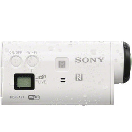 SonyHDR-AZ1 Action Camcorder - White