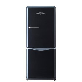 Daewoo RN173NB Retro Style Frost Free Fridge Freezer Midnight Blue Reviews