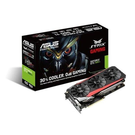 Asus STRIX GEFORCE® GTX 980 Ti