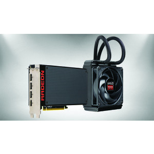 Photo of AMD Radeon R9 Fury X Graphics Card